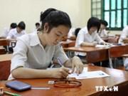 越南拟将高中毕业考试和高考录取合并成一次考试
