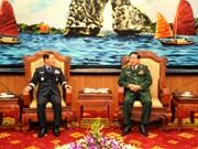 韩国空军司令访问越南加强双边合作