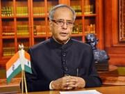 印度总统对越南进行国事访问
