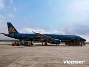越南国家航空公司受海鸥台风影响暂停四航班