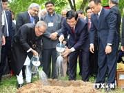 印度总统访问越南 两国发表联合公报