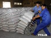 越南水泥产品销售量连续5个月保持平稳增长