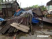 第三号台风来袭 越南广宁省损失最为严重