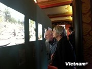 昔日河内图片展在法国首都巴黎举行
