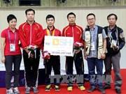 第十七届韩国仁川亚运会:越南射击队夺得第二枚奖牌