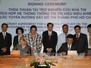 美国贸易发展署为越南客运发展提供支持
