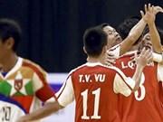 越南队以6比1狂胜缅甸队