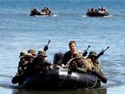 美国和菲律宾即将举行联合登陆演习