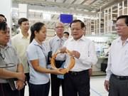 河内市与茶荣省加强合作促进发展