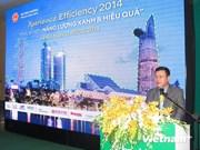 2014年体验绿色与有效能量国际会议与展会在河内举行