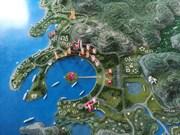 20亿美元用于投资兴建金星吉婆-下龙金融—旅游中心