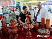 越南:2014年岘港工商博览会吸引约200家企业参加