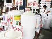 柬埔寨大米出口量可能减少