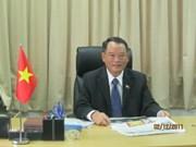新加坡前总理吴作栋访越有助于促进两国战略伙伴关系