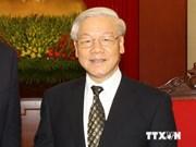 越共中央总书记阮富仲即将对大韩民国进行国事访问
