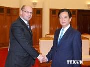越南政府总理会见俄罗斯总统反腐事务局局长