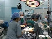 河内越德医院向7家卫星医院转交10个技术项目