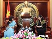 越南国会副主席会见联合国驻越南国家协调员