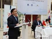 越南政府副总理黄忠海出席越南荷兰经济合作论坛