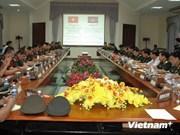 越南人民军高级代表团访问柬埔寨