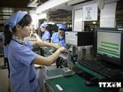 今年前9个月越南吸引外资总额约达112亿美元