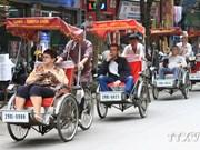 2014年前9个月越南首都河内接待国际游客量近150万人次