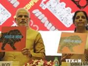 """印度大使馆向越南推出""""印度制造""""计划"""
