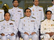 泰国任命改革委员会成员