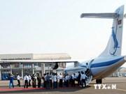 波来古航空港升级扩建项目正式开工