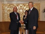 新加坡与菲律宾同意常年举行双边国防对话