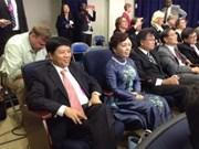 越南承诺为全球公共卫生安全做出积极贡献