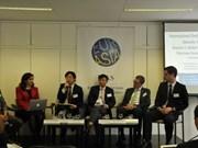 东亚航海安全国际研讨会力催各国通过和平措施解决争端