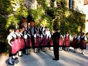 瑞士民歌合唱团即将赴越南巡演