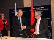 越南日益吸引以色列技术企业的目光