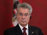 奥地利总统高度评价越南所取得的发展成就
