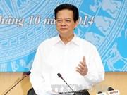 越南政府总理阮晋勇:工商部门应注重完善市场经济体制