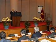 阮富仲总书记:加强越韩合作促进双方共同繁荣