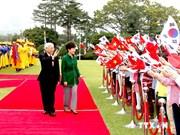 越共中央总书记阮富仲圆满结束对韩国的国事访问