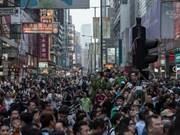 中国香港示威活动给当地旅游业造成巨大损害