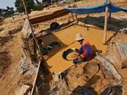 印尼金矿坍塌造成18人死亡