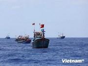 越南紧急搜寻海上失联的SUNRISE 689号船及其船员
