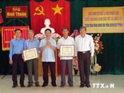 越通社提高双语画报《民族与山区》新闻传播效果