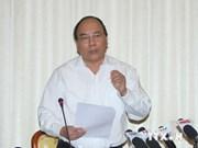 越南政府副总理阮春福:胡志明市应着力做好犯罪防范打击工作