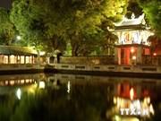 越南河内市接待国际游客量达200多万人次