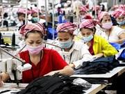 世行预测柬埔寨2014年经济增长7.2%