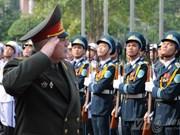 越南与白俄罗斯加强防务合作