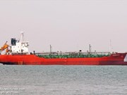 越南遭海盗劫持的SUNRISE 689号船已安全抵达越南海域