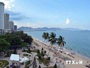 越南庆和省芽庄海洋旅游区的新面貌