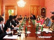 越南向捷克借鉴新闻媒体管理经验