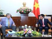 越南政府副总理范平明会见俄联邦安全委员会副秘书长